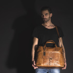 made in italy bag for men